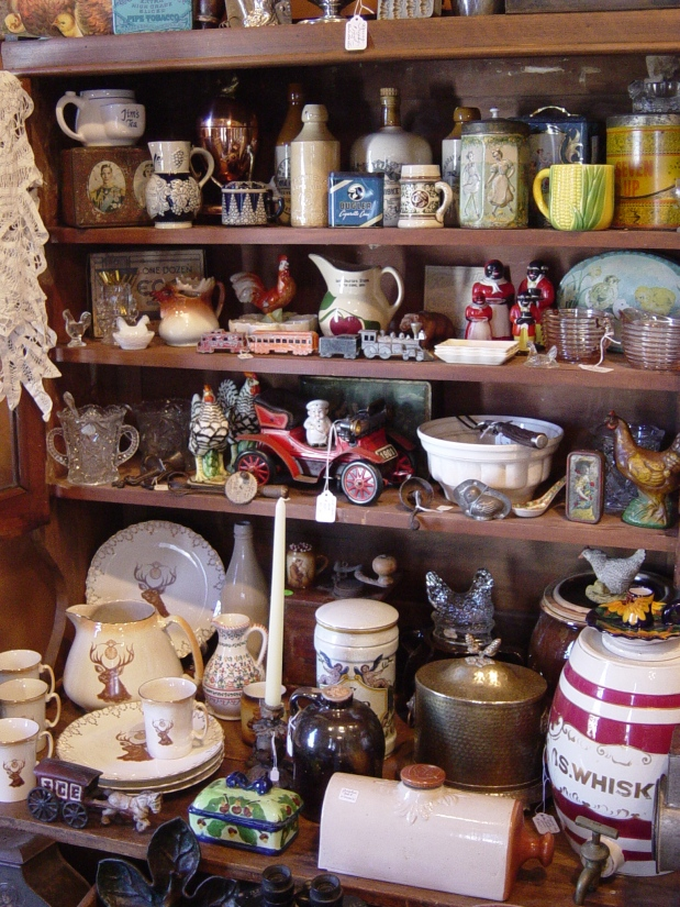 Jim Antiques And Collectibles